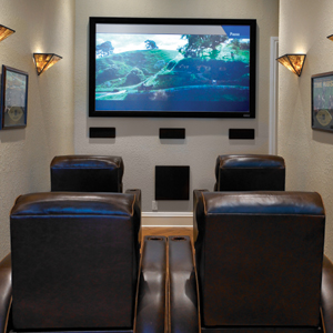 From custom homes to corporate boardrooms, let Custom Installation Services install your next a/v project!