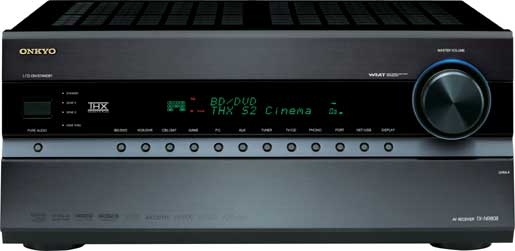 Onkyo TX-NR808 3D-Ready Receiver available at C.I.S.!